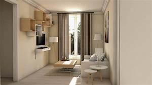Deco Pour Salon : d coration entr e salon paris 13 mh deco ~ Premium-room.com Idées de Décoration