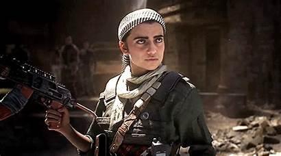 Farah Duty Call Karim Warfare Claudia Doumit