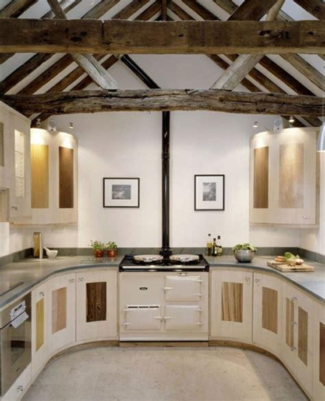barn conversion kitchen designs u form k 252 che 35 designideen f 252 r ihre moderne 4317
