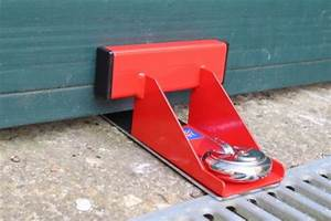 Dcouvrez notre antivol pour porte de garage basculante for Accessoire porte de garage basculante