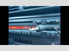 Jak zrobić AUX do radia BMW E46 YouTube
