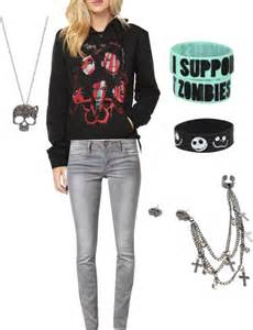 Polyvore Outfits From Hot Topic