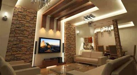 faux plafond en platre moderne faux plafond platre 2014 salon moderne d 233 co plafond platre