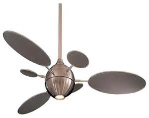 Mid Century Ceiling Fans with Lights