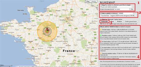 puissance d une le tester le r 233 sultat de l impact d une bombe atomique