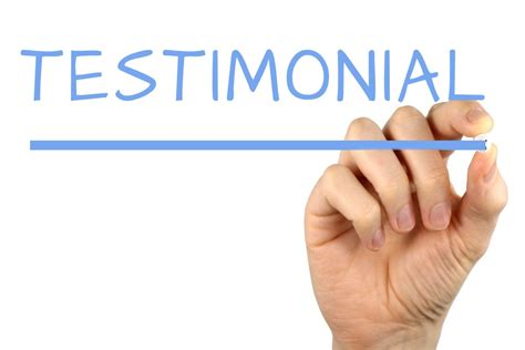 Creating Stellar Customer Testimonials
