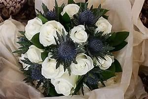 Modern Scottish Wedding Flowers With Cannytastic Flowers