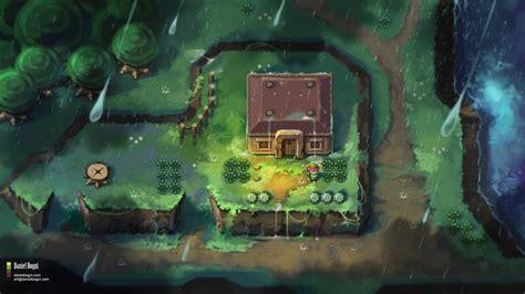 Breath Of The Wild Wallpaper 4k The Legend Of Zelda A Link To The Past Fanart By Danielbogni On Deviantart