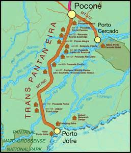 Pantanal Escapes - Poconé Travel Guide and Information