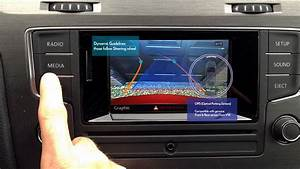 VW Polo 6C - Reversing Camera Integration for Composition