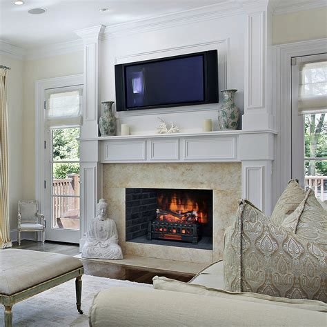duraflame electric fireplace logs duraflame 20 quot infrared electric fireplace log set dfi030aru