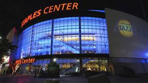 staples center seating chart pictures directions