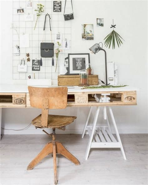 15 Idées Diy Pour Le Bureau  Shake My Blog