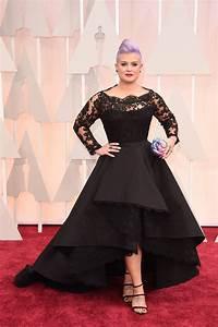 Kelly Osbourne Fishtail Dress - Kelly Osbourne Looks ...