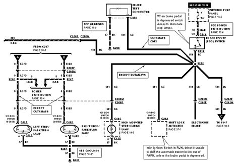 1989 Ford L9000 Wiring Diagram by Ford L9000 Air Brake System