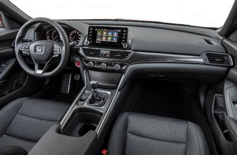 2019 Honda Accord Coupe Redesign And Changes