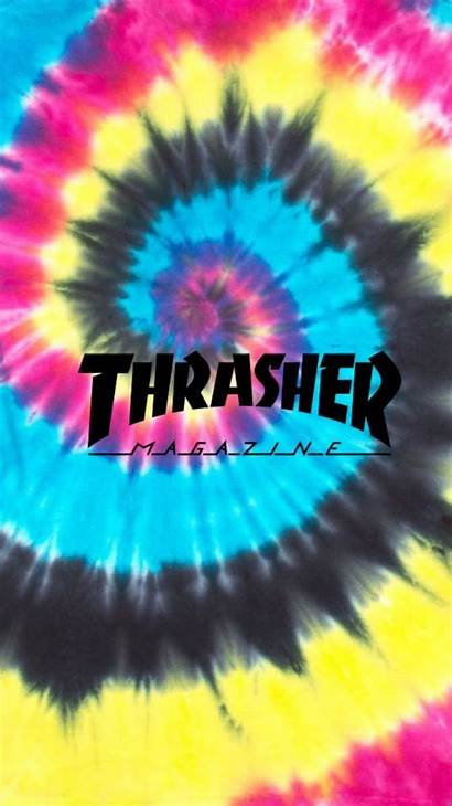 Wallpapers Iphone Thrasher Backgrounds Hype Pantalla Fondos