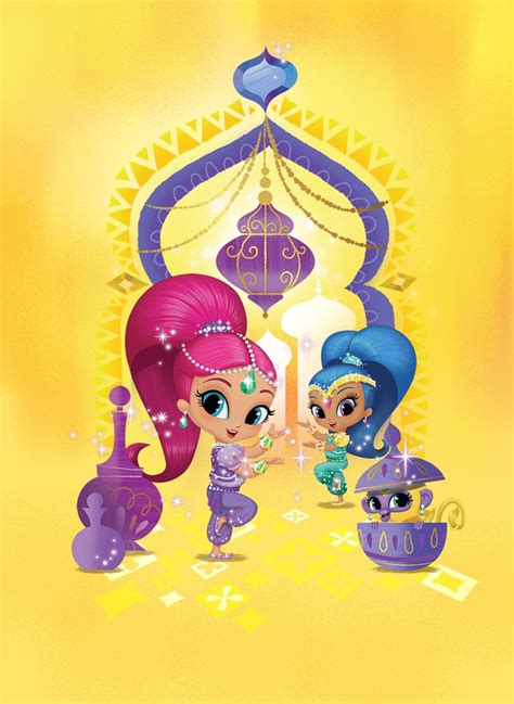 shimmer and shine l boom zahramay your best friends are on the way watch