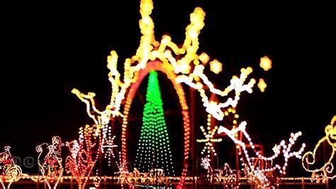 benson christmas lights meadow lights display benson nc