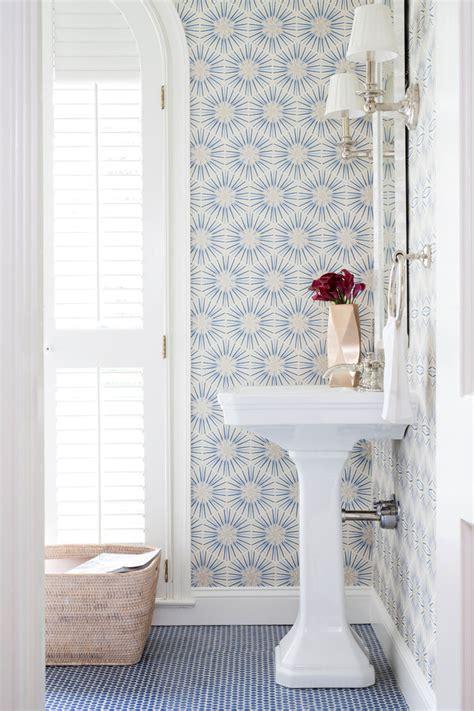 wallpaper in bathroom ideas lust worthy statement bathroom wallpapers