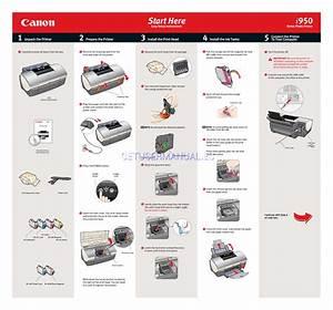 Canon Imprimantes Et Multifonctions I950 Series Guide D
