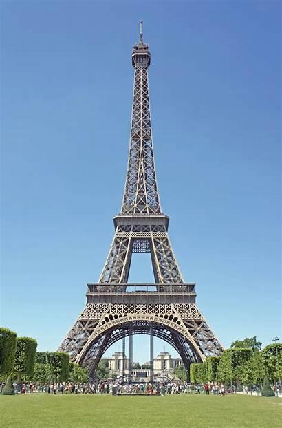 Tower Eiffel Paris Mars Champ Commons Wikipedia