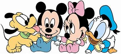 Mickey Disney Babies Clip Mouse Disneyclips Minnie