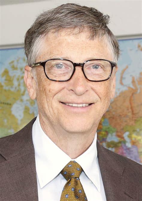 Білл Гейтс — Вікіпедія