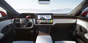 This is the new interior of Tesla's Model S and Model X – TechCrunch