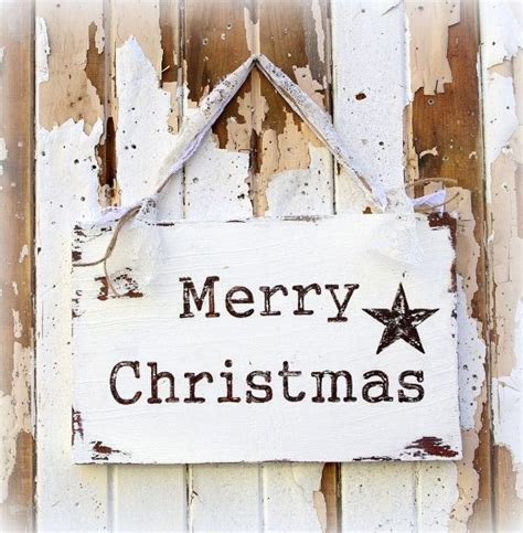 rustic merry christmas sign country christmas by countrychiq 25 00 holidays pinterest