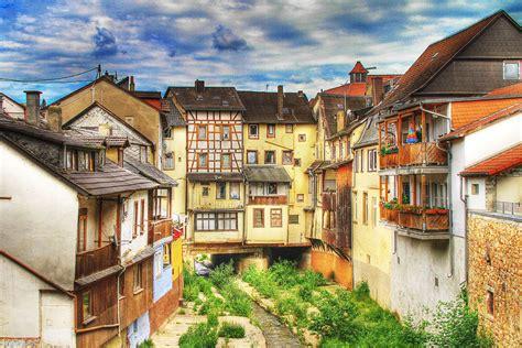 Kleine Bad Kreuznach by Bad Kreuznach Klein Venedig Foto Bild Bearbeitungs