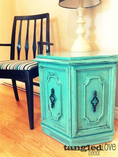 Refinish Nightstand by Beautiful Refinished Nightstand End Table Sweet Home