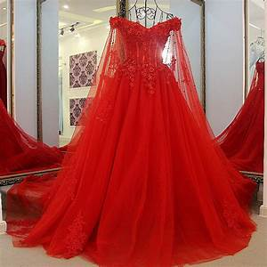 ls54710 red wedding dress robe mariage femme 2016 tulle With robe princesse femme