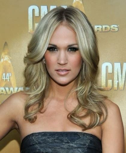 celebrity long wavy hairstyles 2012 popular haircuts