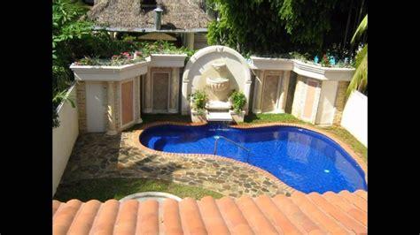 inground swimming pool designs  small backyards