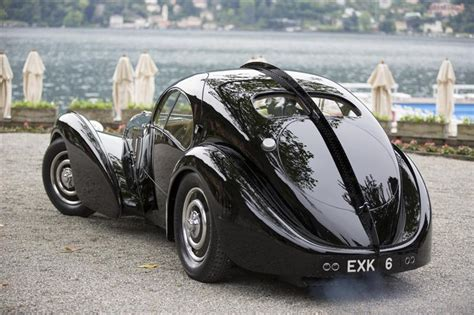 1938 Bugatti Type 57sc Atlantic Image. Chassis Number 57591