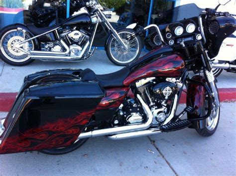 Taking Your Harley From Stock To Custom Bagger...