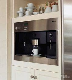 kitchen cabinets how to build more design build built in coffee station with miele 8065