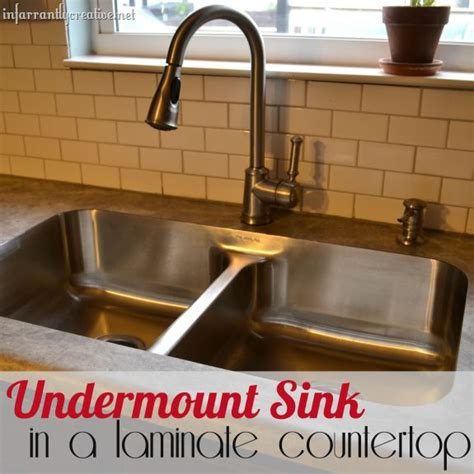 undermount sink vs top mount 1000 images about undermount sinks and formica laminate