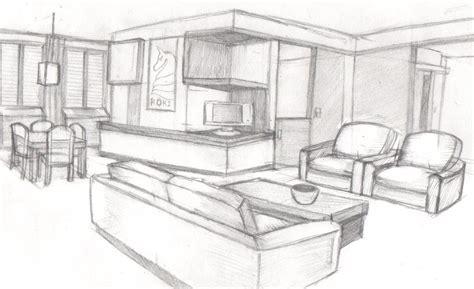 Room Sketch 1 By Ryuujashin On Deviantart