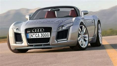 Audi Set Replaced With Mid Engined Motor