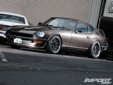 Nissan S30 Fairlady Z The Uncommon Z Photo Image Gallery