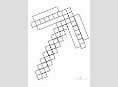 Minecraft Slime Coloring Pages Printable Free Graph Paper