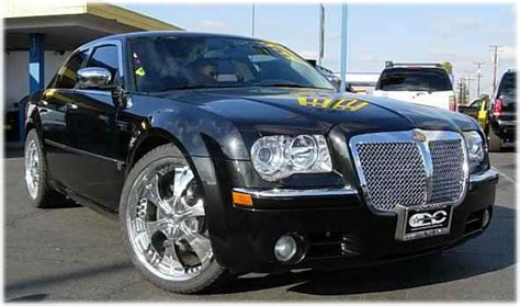 2010 Chrysler 300 Accessories by Chrysler 300c Mesh Bentley Bently Grill Grille Grilles
