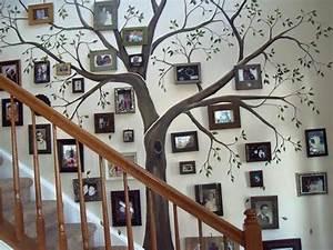 Große Bilder Aufhängen : die 25 besten ideen zu fotowand gestalten auf pinterest ~ Lateststills.com Haus und Dekorationen