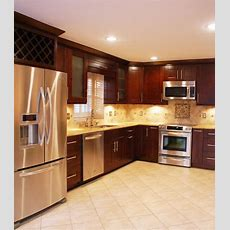 Small Kitchen Makeover  Modern  Kitchen  Atlanta  By