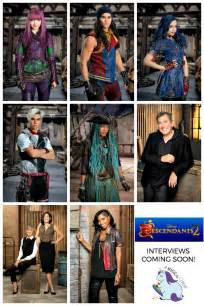 Disney Descendants 2 Cast