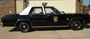 Buy Used 1986 Wyoming Highway Patrol Crown Victoria Ltd