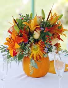 thanksgiving floral centerpieces