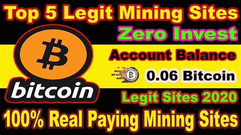 Earn free bitcoins by completing easy offers. New Bitcoin Mining Website 2020 | Earn 0.06 BTC Daily Without Investment... | Bitcoin mining ...